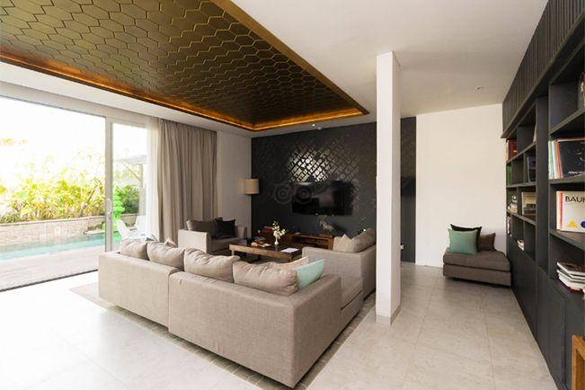 3 bedroom villa for family holiday at Seminyak