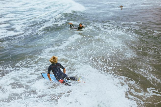 Find a surf camp at Portugal that check and test your surf level