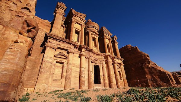 petra lost city travel