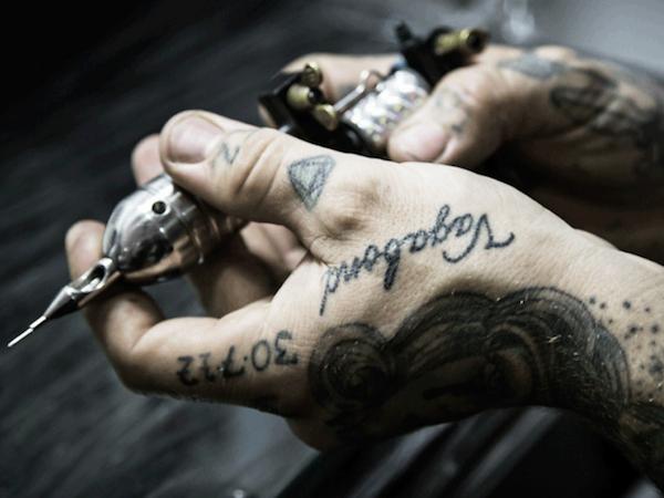tattoo in indonesia
