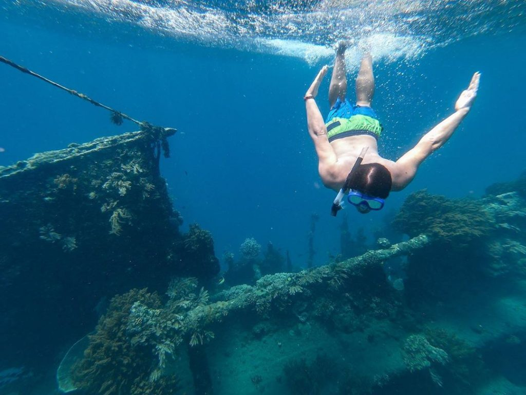 What You Should Prepare for Wreck Diving in Bali