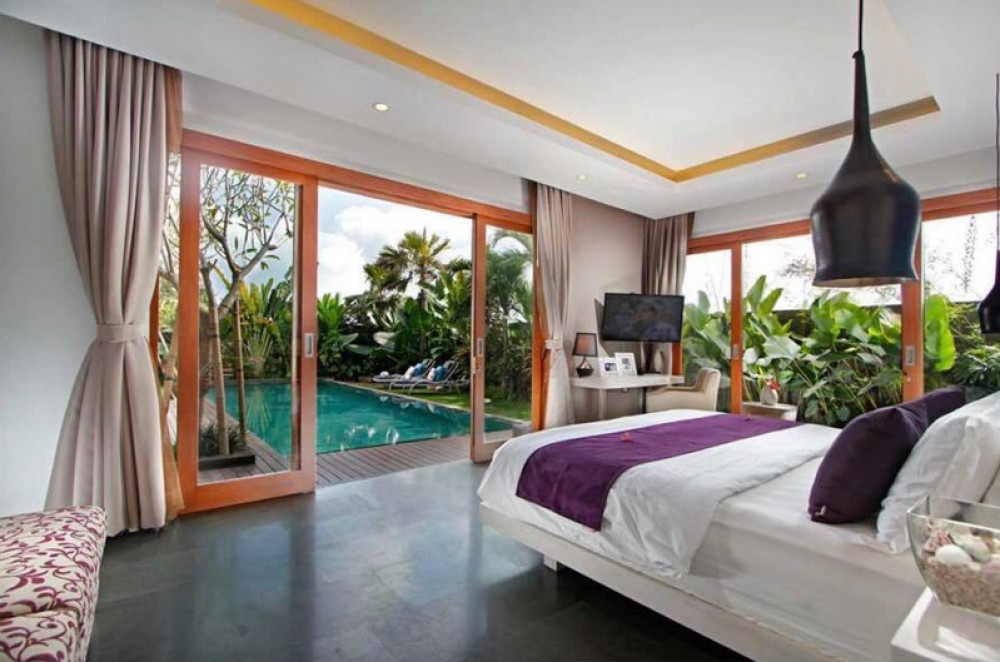 Elite Property in Bali Bedroom