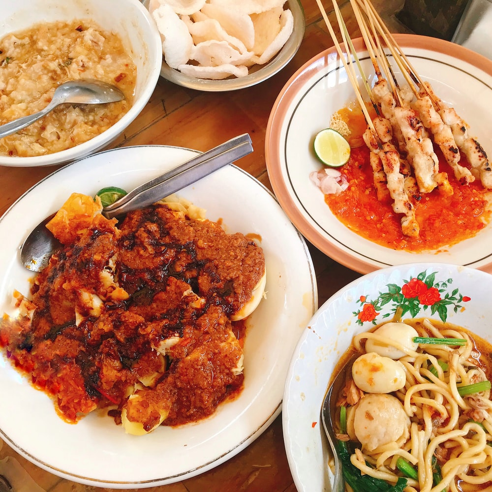 Top 5 Indonesian Food You Must Eat